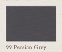 Painting the past Muurverf Persian Grey